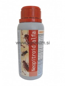 Neopitroid alfa 100 ml